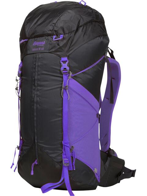 Bergans Helium 40 - Sac à dos Femme - violet/noir